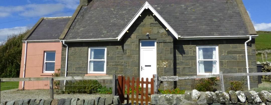 Sea Cottage - Front